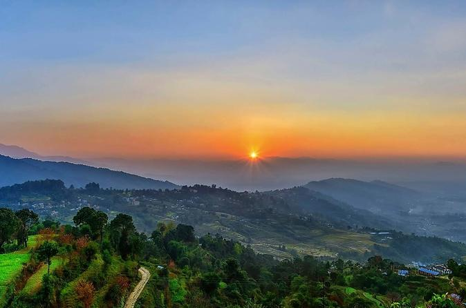 Nagarkot - Dhulikhel  Day Hiking With Morning Sunrise View - Kathmandu