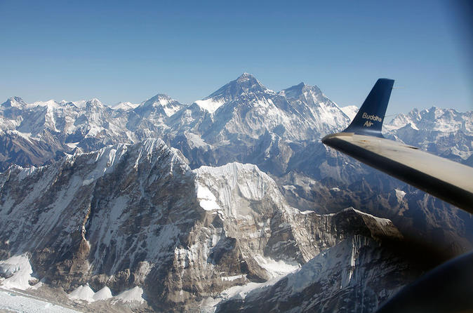 The Most Captivating Everest Scenic Flight - Kathmandu