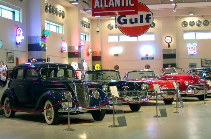 Classic Car Museum Istanbul Entrance Ticket
