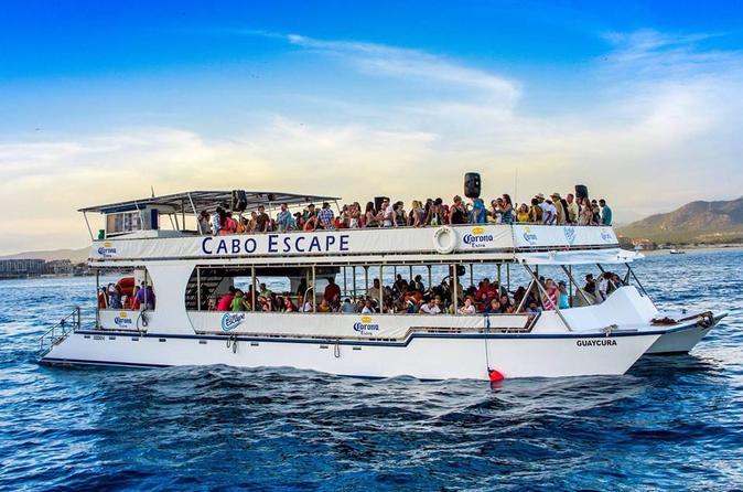 Los Cabos Breakfast Snorkel Cruise