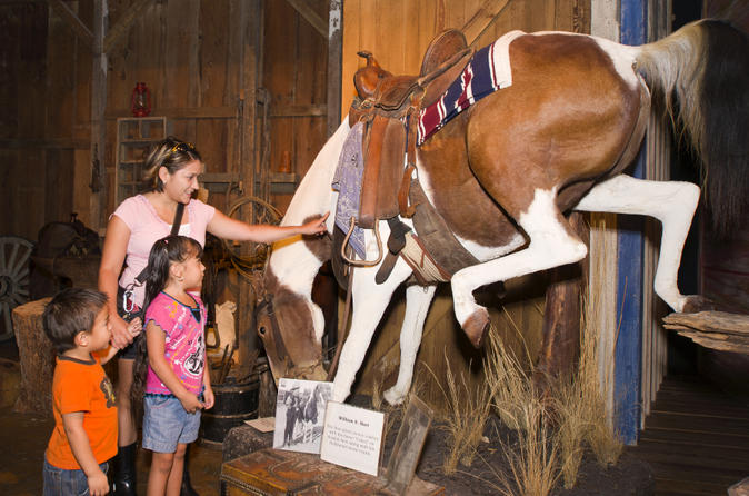 The Buckhorn Saloon & Museum and Texas Ranger Museum