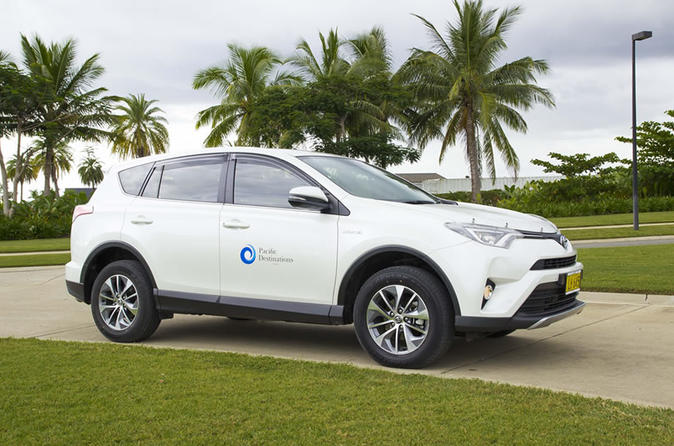 Exclusive Transfer: Suva Hotels To Nadi Airport