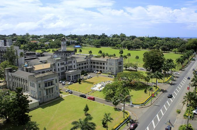Suva Historical Tour Including Fiji Museum Admission Ticket - Nadi