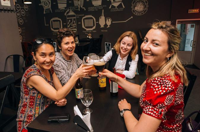Moscow Evening Tour: More Than Just Vodka Spirits
