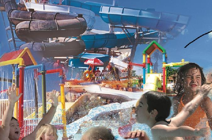 Aquacenter Waterpark Menorca Ticket Only