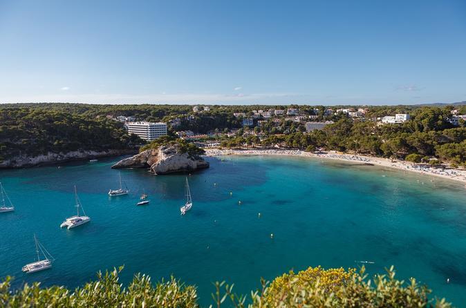 Visit Cala Galdana , White-sand Beach In Menorca At Your Own Pace - Minorca