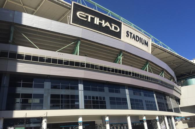 City Sports Tour Of Melbourne With Etihad Stadium Tour