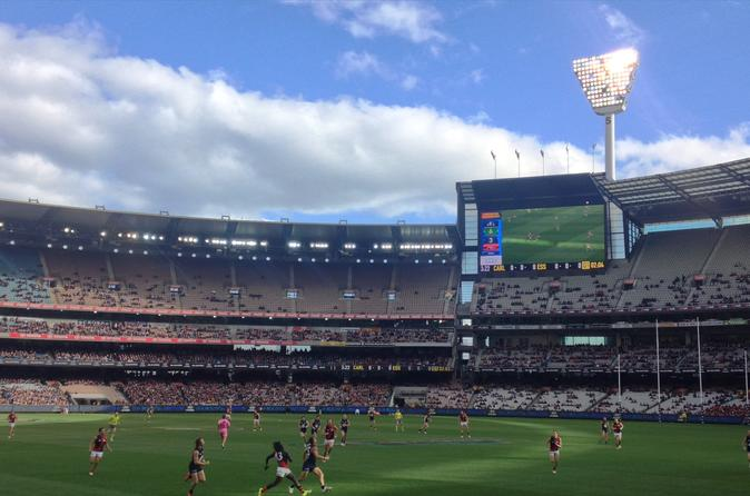 City Sports Tour Of Melbourne With MCG Tour And National Sports Museum