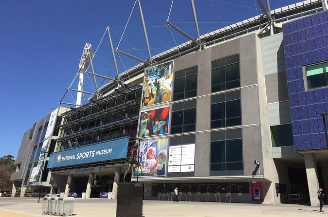 Sports Tour of Melbourne with National Sports Museum