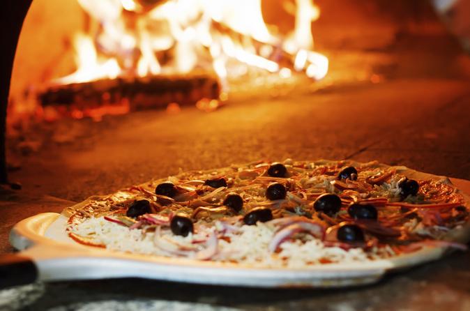 Excursão da pizza em North End