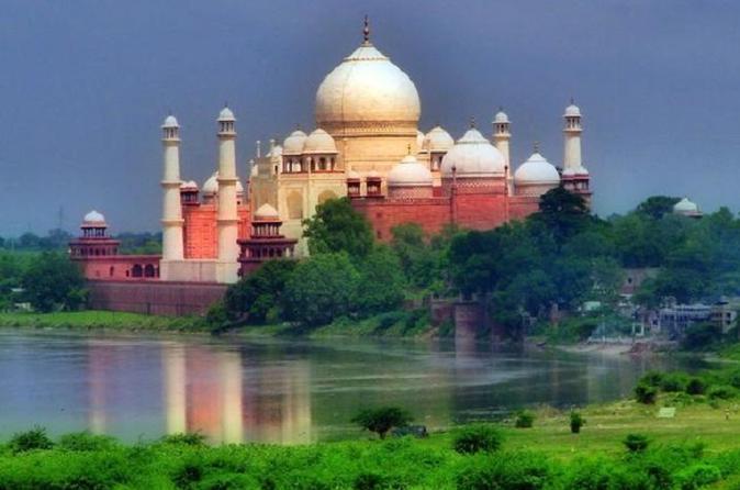 Agra Day Trip Taj Mahal At Sunrise From Delhi