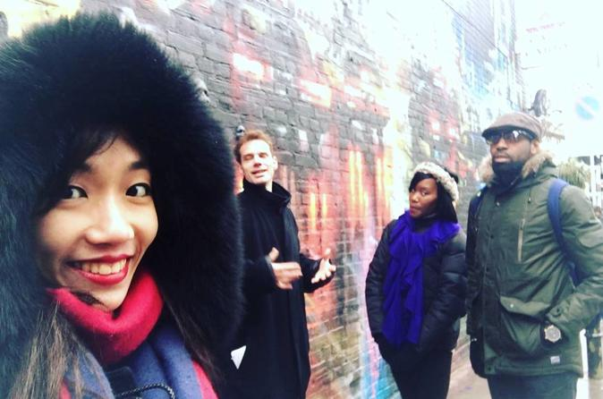 Street-Art And Local History Tour In London's East End