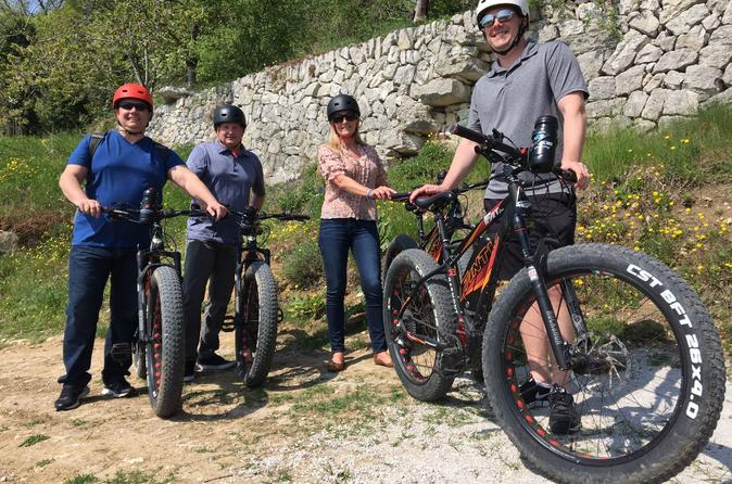 Amarone e- bike tour with lunch