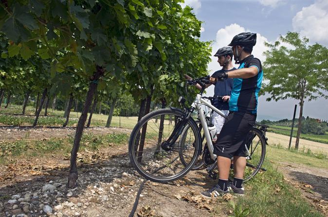 Lands Of Custoza E-bike Full Day Tour, Discovering The History - Verona