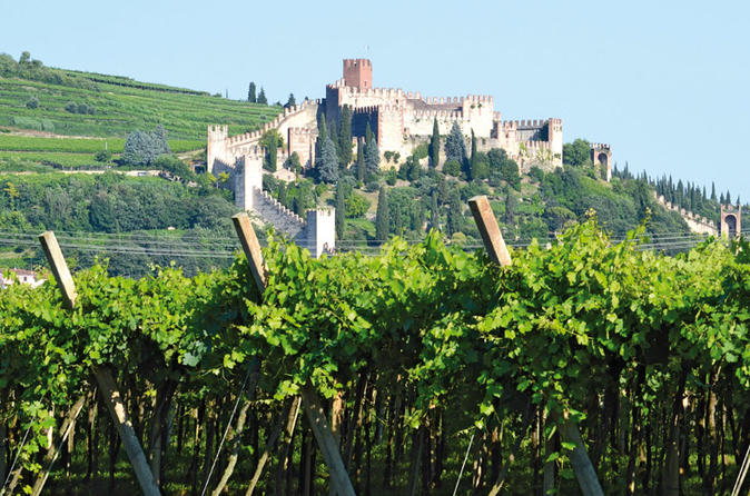 Wine Tasting Day Trip In A Medieval Village - Soave - Verona