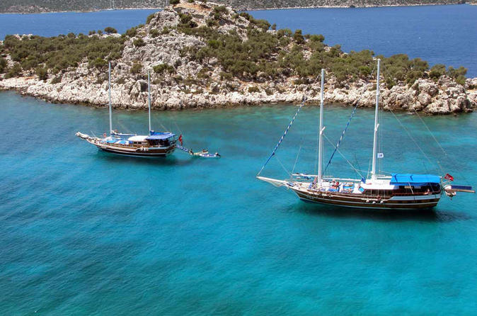 PRIVATE DAILY BOAT TOUR ! - Antalya
