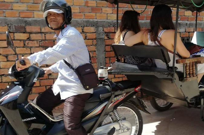 Private Airport Pick Up By Remork (Tuk Tuk) - Siem Reap