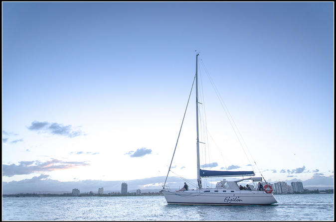 Gold Coast Sailing Cruise with Optional Seafood Lunch
