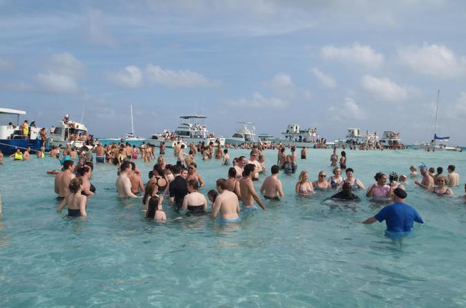 Grand Cayman Half-Day Private Charter Cruise