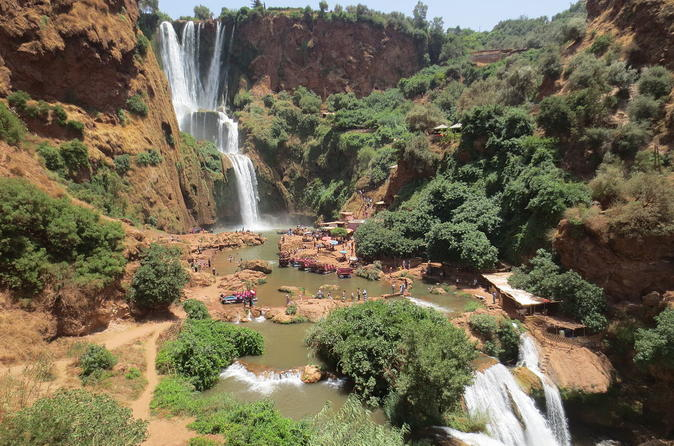2 Days Tour From Marrakech To Ouzoud Waterfalls And Imi Nifri - Marrakesh