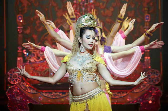 Alcazar cabaret show with transport in pattaya 179640