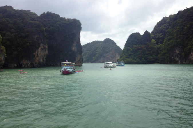 Ao Luk Sea Cave Exploration by Kayak from Krabi