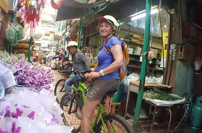 Chinatown-Fahrradtour in Bangkok