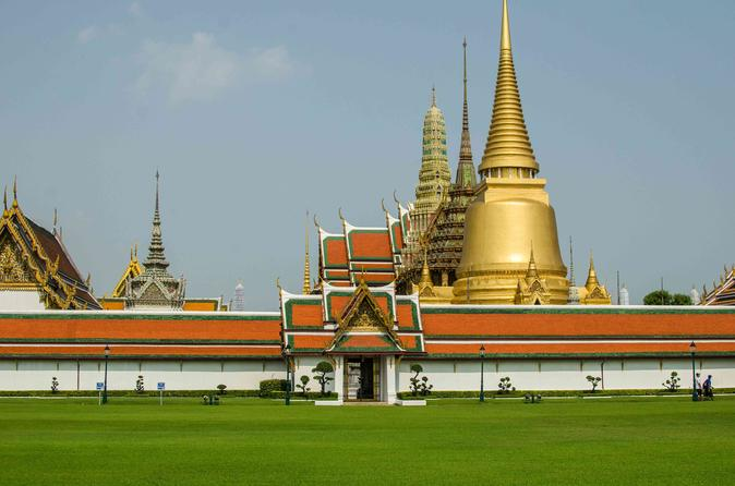 Private Shore Excursion: Full-Day Bangkok City Tour with Tuk-Tuk Ride from Laem Chabang Port""