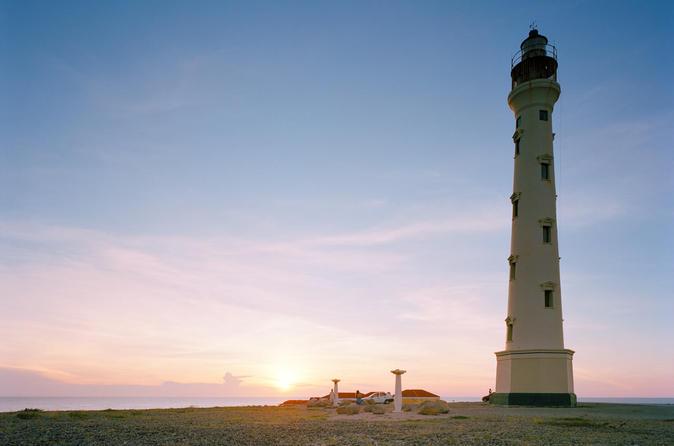Highlights of Aruba Island Tour