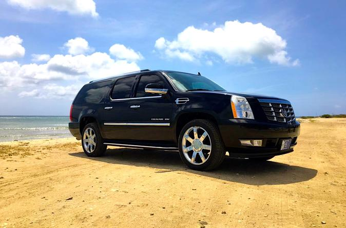 VIP Luxury SUV Airport Transfer