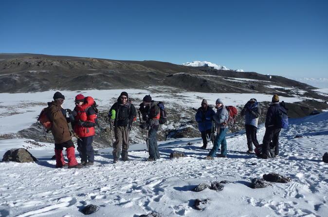 Mount Kilimanjaro Climbing Via Machame Route - Arusha