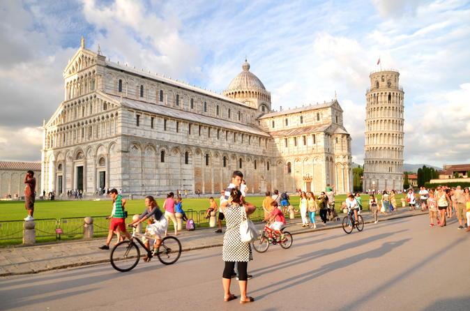Pisa guided walking tour in pisa 265651