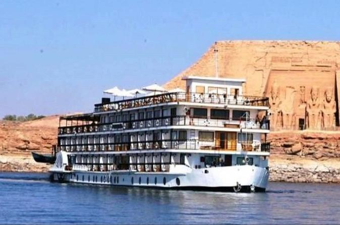 10-Day Egypt Tour with Nile Cruise and Accommodation in hotel and Cruise 5 stars