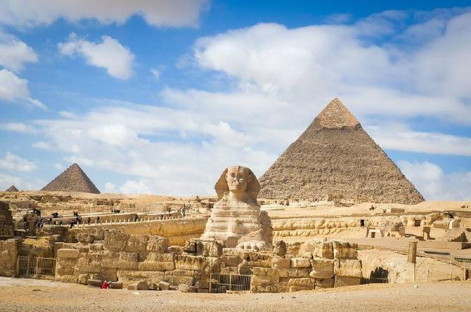2-Day Ancient Egypt And Old Cairo Tour