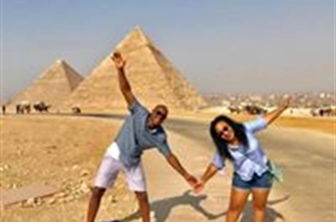 3 Days Visiting Alexandria and Cairo From Hotel