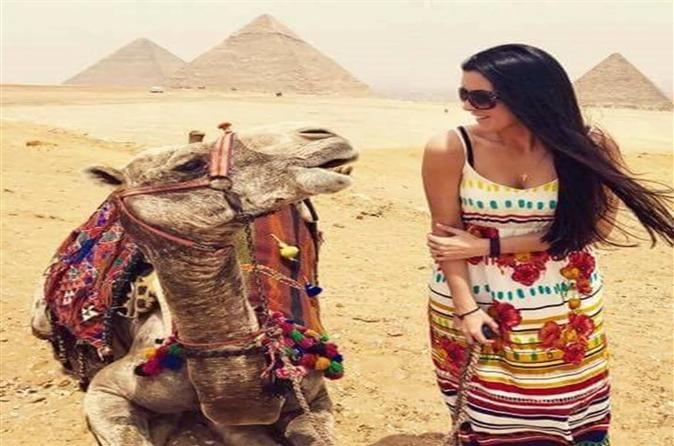 Best Day Tour Giza Pyramids And Sphinx Tour Include Camel Ride And Lunch - Cairo