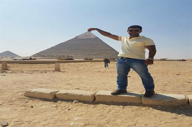 Day Tour Memphis And Saqqara And Giza Pyramids And Sphinx - Cairo