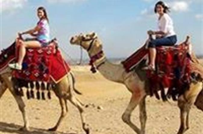 Day Tour To The Giza Pyramids, Sphinx, Memphis, Saqqara - Cairo