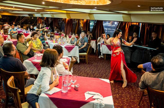 Dinner Cruise In Cairo