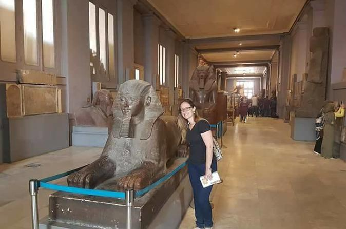 Discover Giza Pyramids And Egyptian Museum And Bazaar Include Camel Ride, Lunch - Cairo