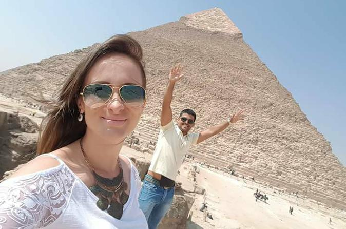Discover Giza Pyramids And Sphinx Tour Include Camel Ride And Lunch - Cairo