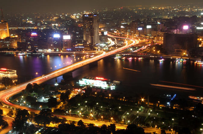 Enjoy Private Tour Cairo By Night