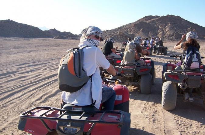 Enjoy Sunrise And Quad Biking In The Egyptian Desert From Sharm El Sheikh - Sharm El-sheikh