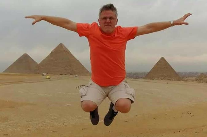 Giza Pyramids And Sphinx Tour Include Camel Ride And Lunch - Cairo