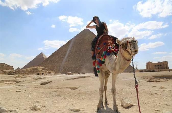 Happy Day Tour Pyramids Of Giza And Memphis Saqqara - Cairo