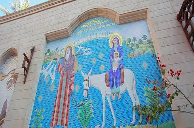Private Tour Coptic Cairo