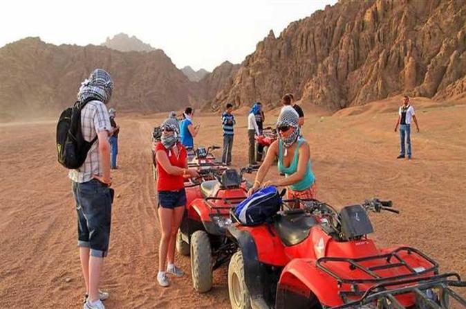 Quad Biking In Desert From Sharm El Sheikh - Sharm El-sheikh