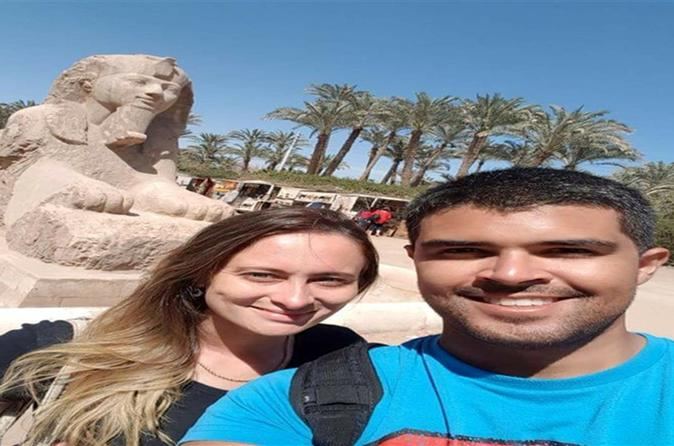 Tour Sakkara and Memphis from Cairo or Giza hotels