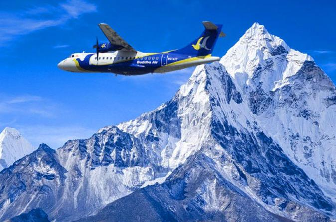 Mountain Flight To Everest - Kathmandu