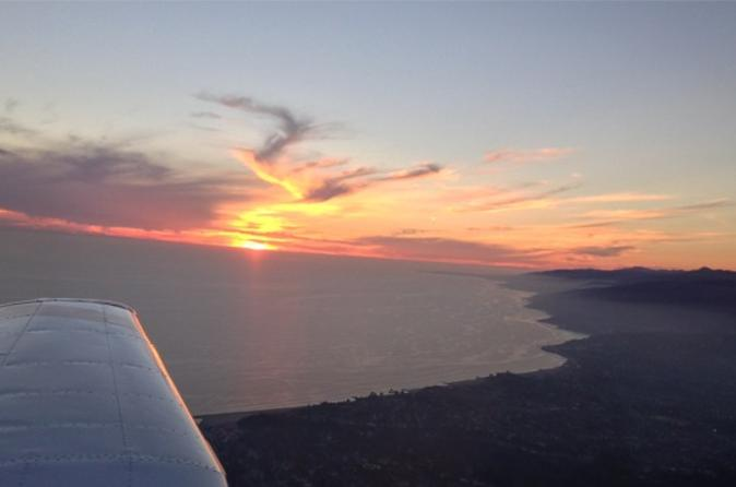 Malibu Canyon and Coast Air Tour